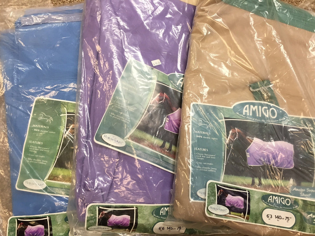 Closeout Amigo Stable Sheet