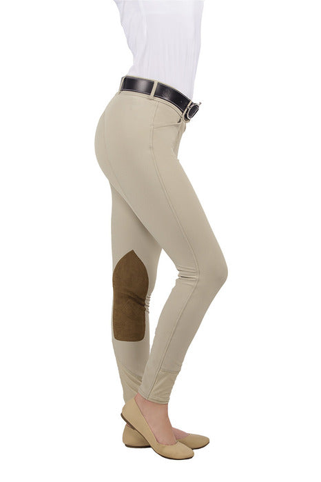 RJ Classics Ladies Gulf Breech - Sand