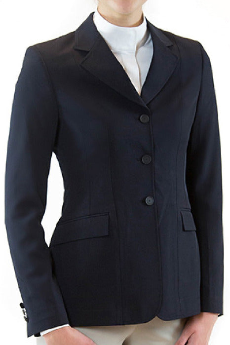 RJ Classics Ladies Nora Show Coat - Navy