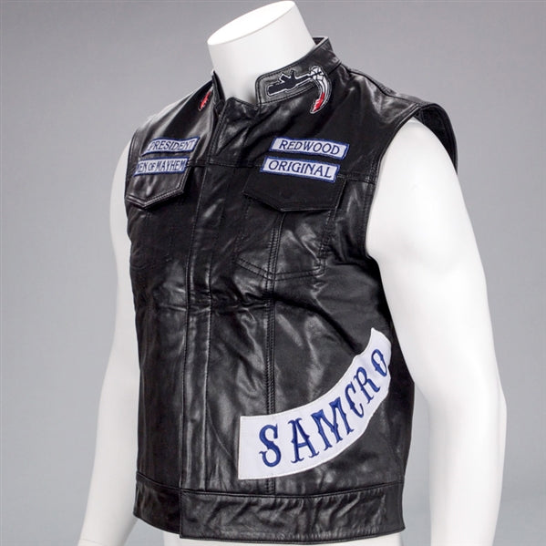 Sons of Anarchy  Veste Jax signée