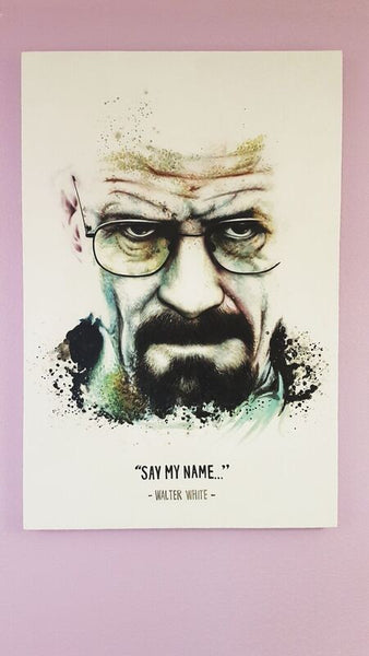 Tableau - Breaking Bad 2 (70X105cm)