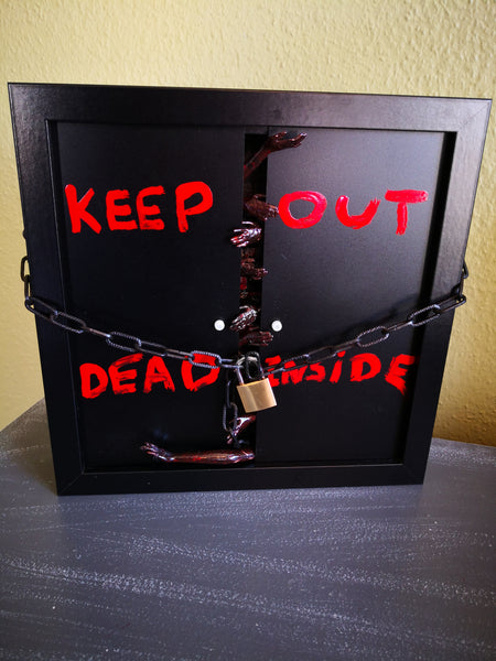 Walking Dead -  Keep out