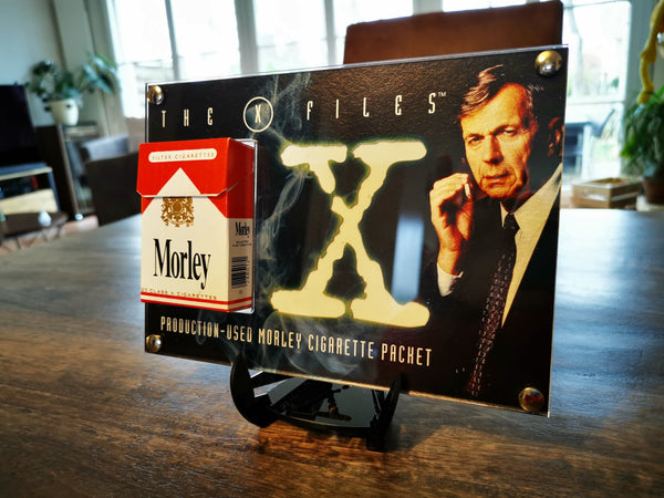 Props X-Files - Paquet Morely