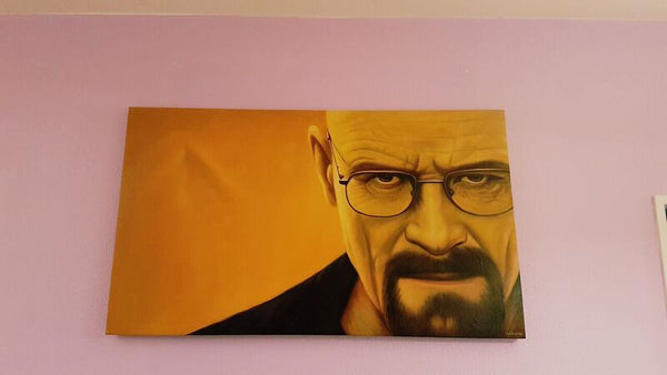 Tableau - Breaking Bad (70x120cm)