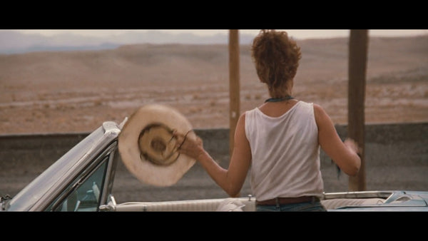 Prop Thelma & Louise - Chapeau Louise