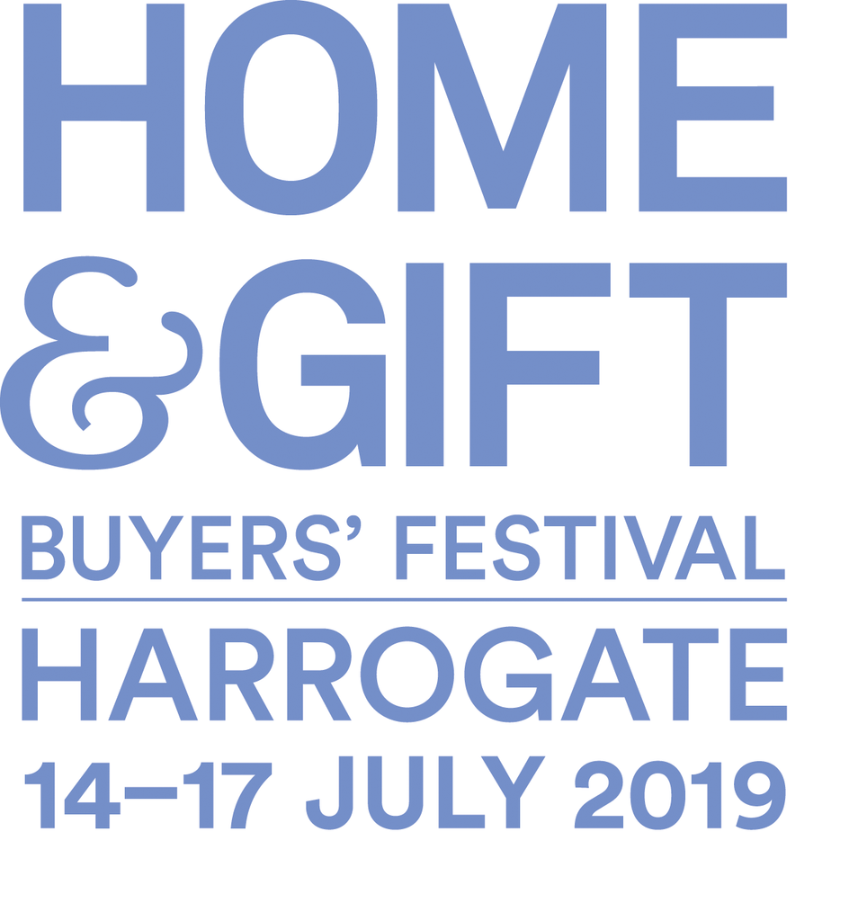 Come and see us at Harrogate Home and Gift 2019