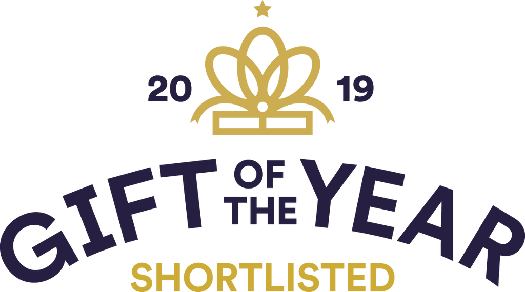 Poet and Painter are Finalists for Gift of The Year 2019!