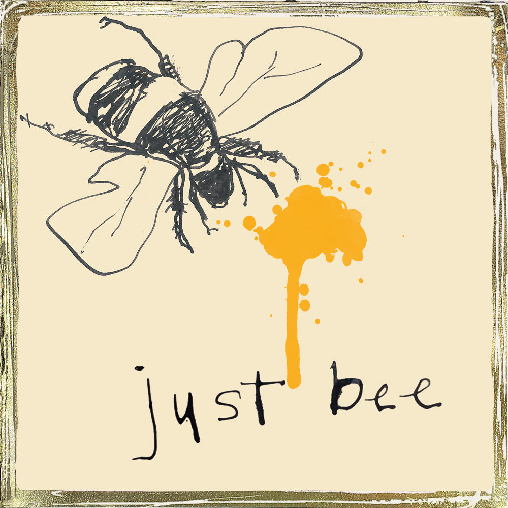 'Just Bee' Greetings Card