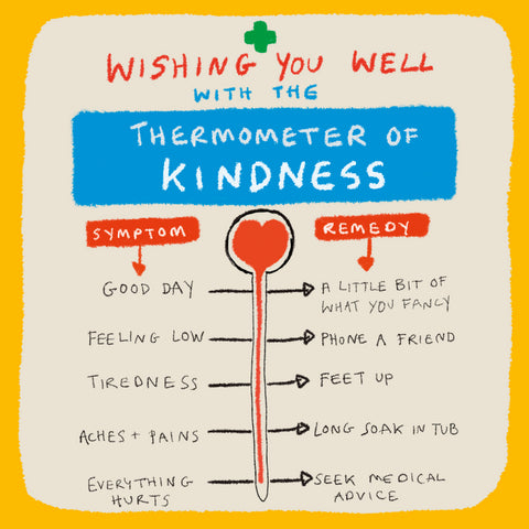 'Thermometer of Kindness' card FP433