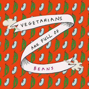 Vegetarians FP606Poet & PainterCards