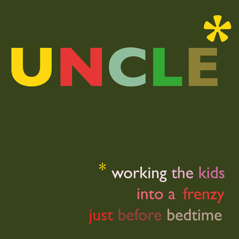 'Uncle' card, FP721