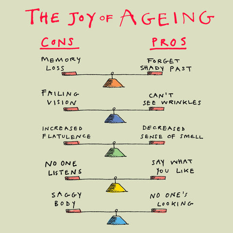 The Joy of Ageing, FP938