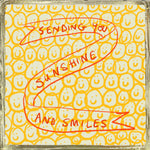'Sunshine and Smiles' Greetings Card, Glitzy