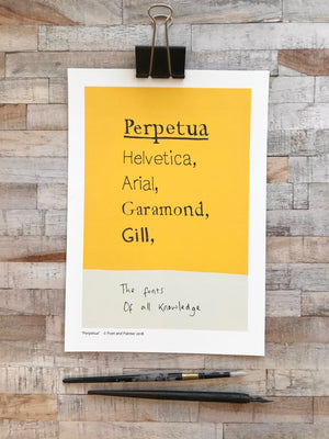 Load image into Gallery viewer, 'Perpetua' Original Art Print