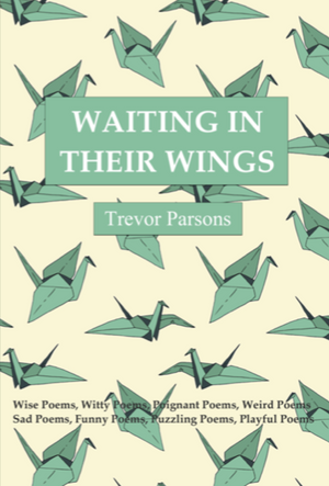 Load image into Gallery viewer, Waiting in their Wings, book of Poems by Trevor ParsonsPoet & PainterBooks