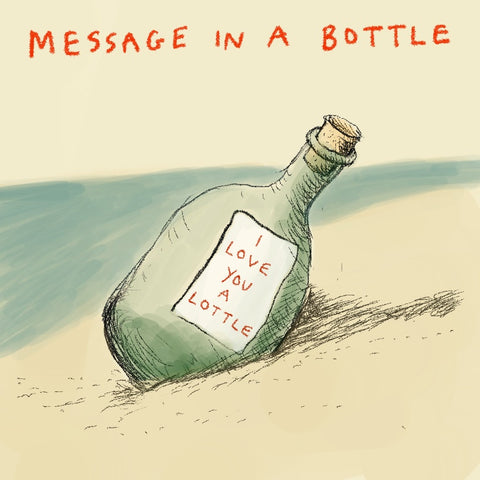 FP1034 Message in a Bottle