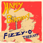 'Fizzy-O-Therapy' Greetings Card, Studio