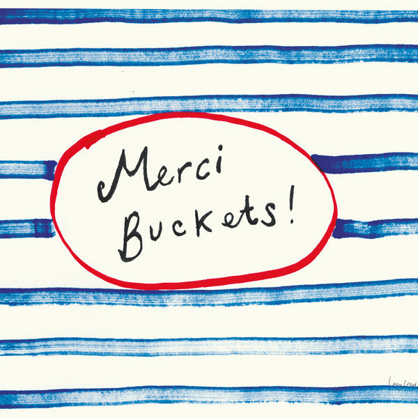 Merci Buckets Card FP42Poet & PainterCards