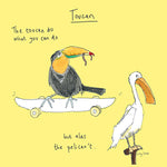 Toucan FP7Poet & PainterCards