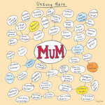 Mum/Unsung Hero Card FP55Poet & PainterCards