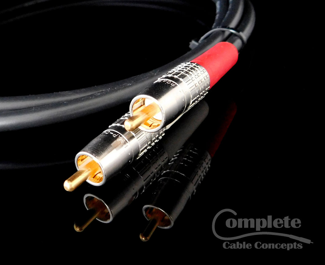 Belden 8241 Analog RCA Stereo Audio Cable