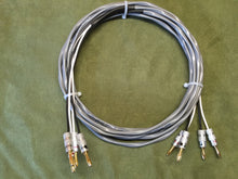 Belden 5000UE 12 AWG High Quality Speaker Cable, 2/2 Pair Banana