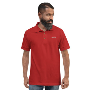 Boss Embroidered Polo Shirt