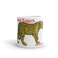 Load image into Gallery viewer, Leopard Mug