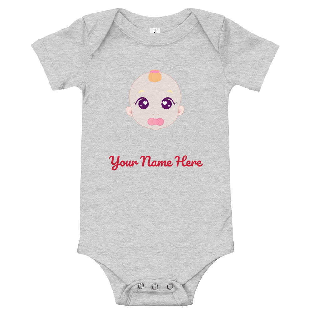 Custom-able Baby Onesie