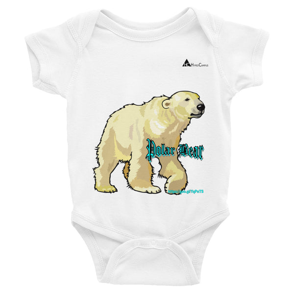 Polar Bear Infant Bodysuit