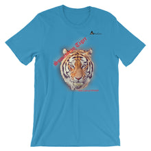 Load image into Gallery viewer, Tiger Short-Sleeve Unisex T-Shirt