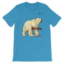 Load image into Gallery viewer, Polar Bear Short-Sleeve Unisex T-Shirt