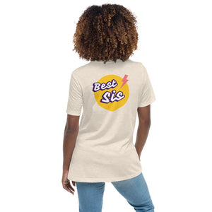 Best-Sis - Relaxed T-Shirt