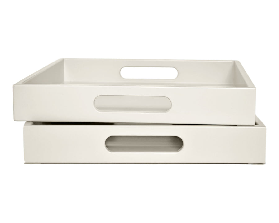 Bone Tray with Handles