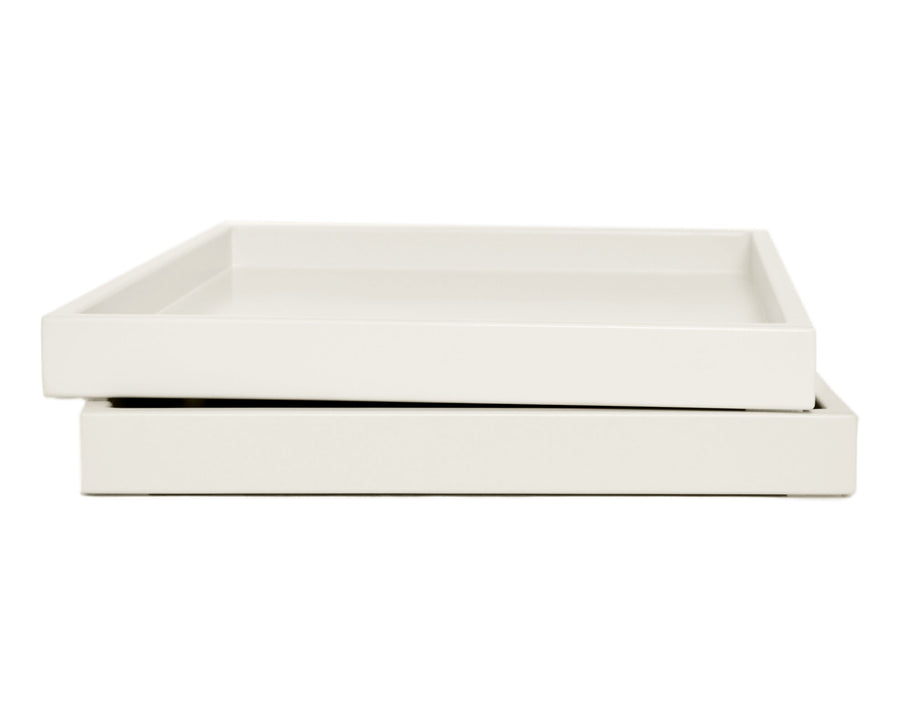 Bone Low Profile Tray