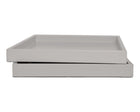 Gray Low Profile Tray