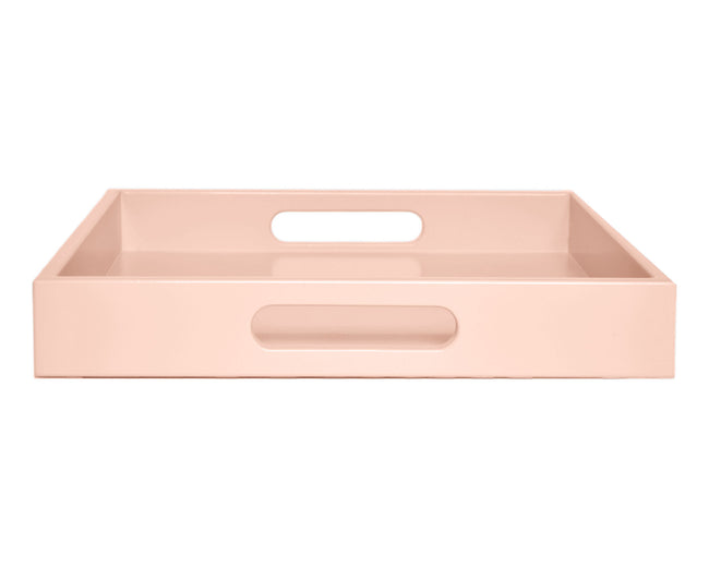 Pink Tray with Handles