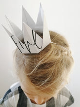 AGE PARTY CROWNS /// featuring CHERYL RAWLINGS