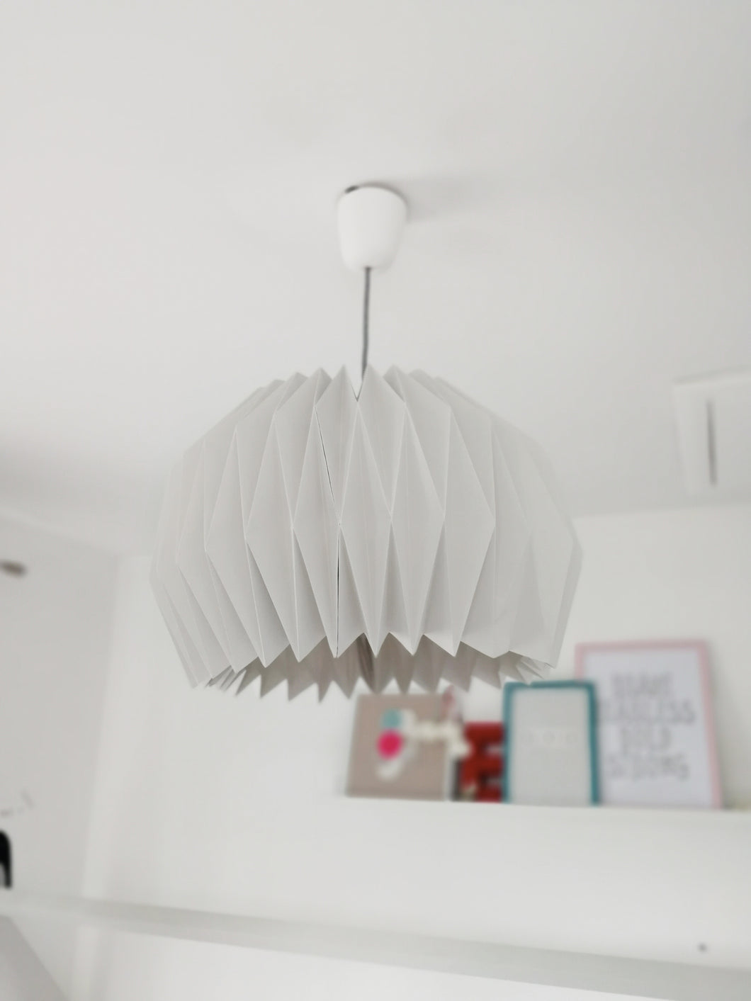 COCOON LAMPSHADE