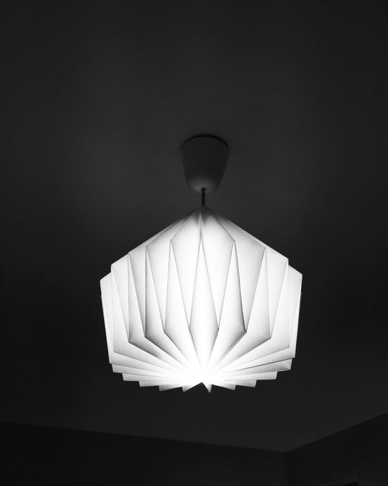 DIAMOND LAMPSHADE