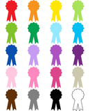 Award Ribbon Clip Art Preview
