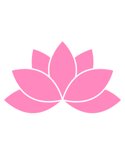 Lotus Pin 20 Color Clip Art