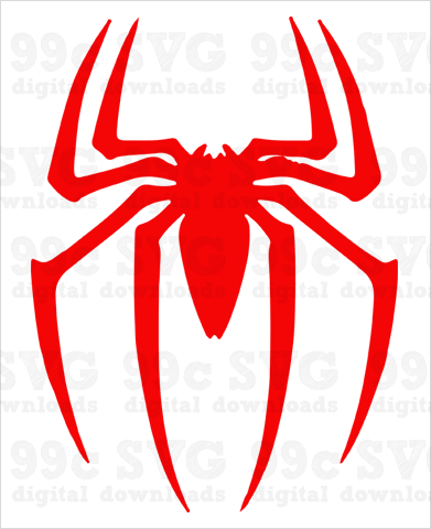 Spider-Man Logo SVG