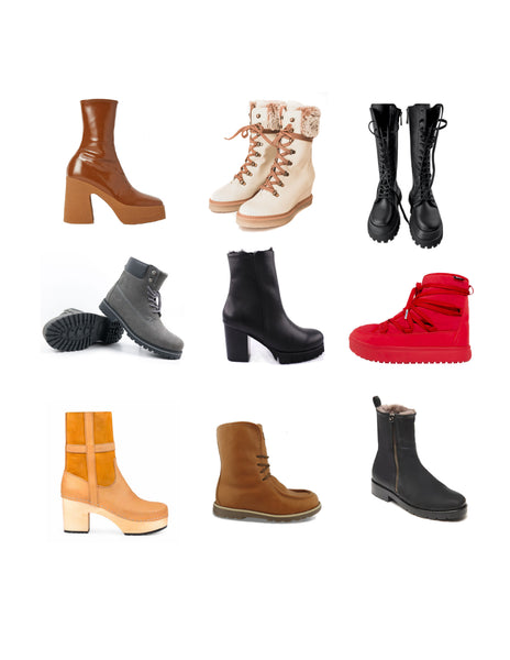 9 Eco-Friendly Winter Boots