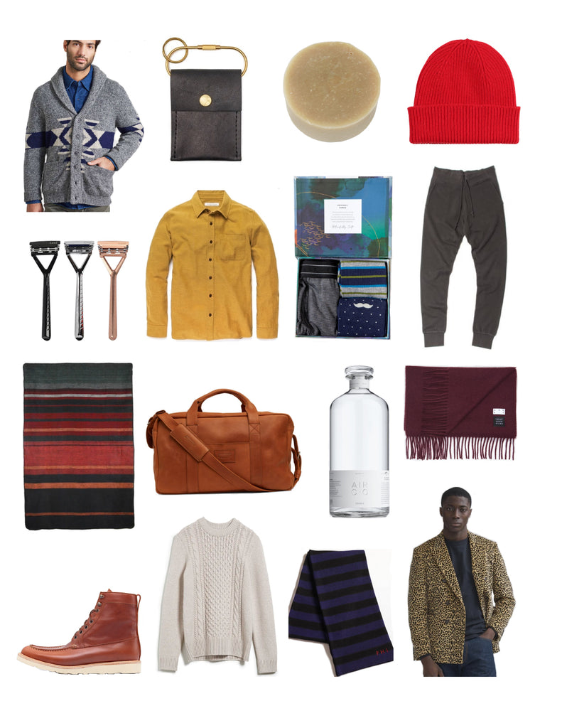 Socially Responsible Gift Guide for Him