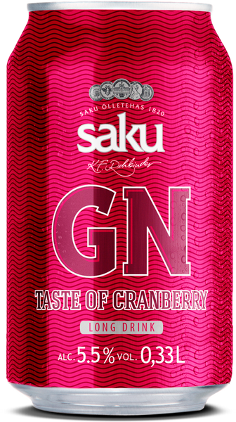 Saku Long Drinks