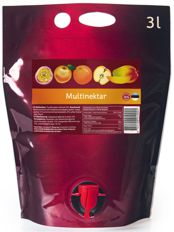 Multinectar juice