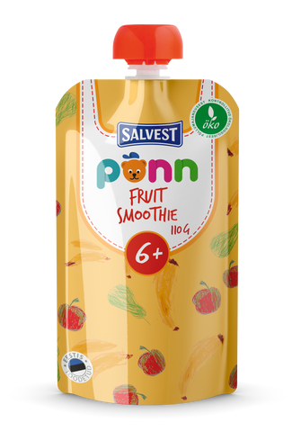 PÕNN Organic fruit smoothie