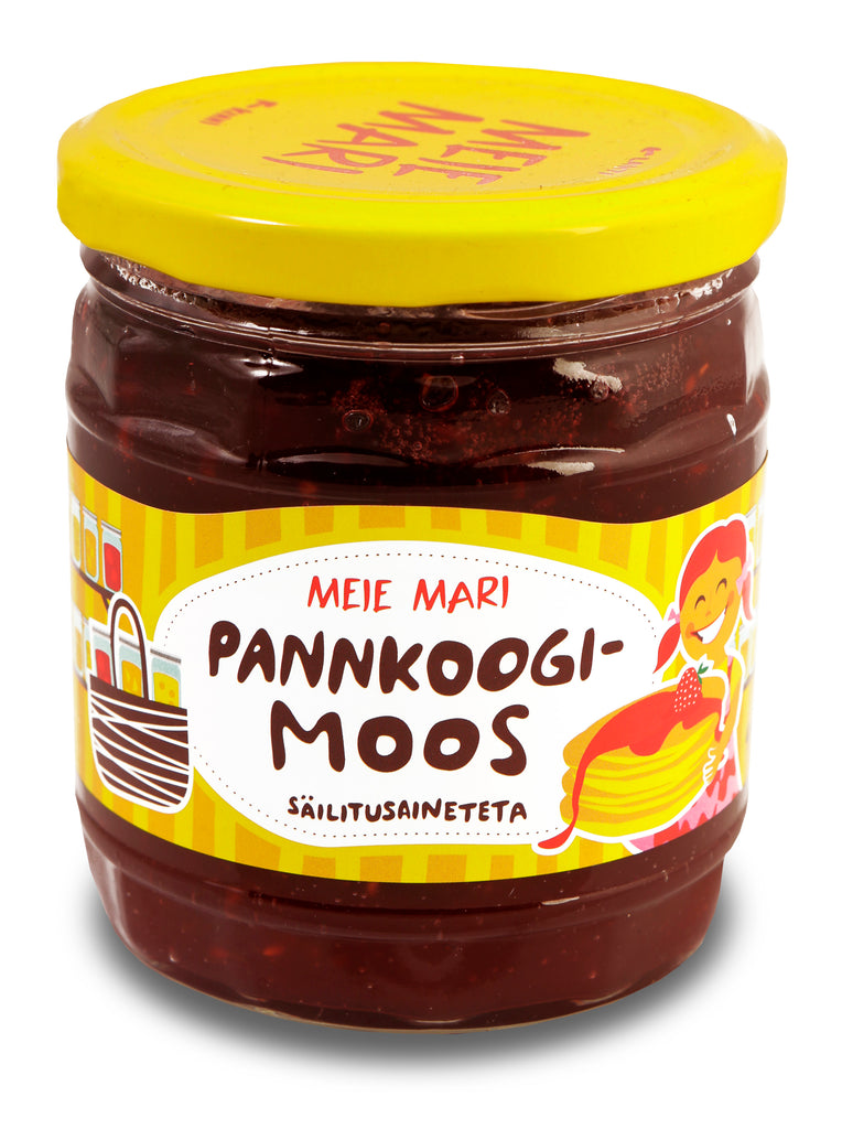 """Meie Mari"" Jam for pancakes"
