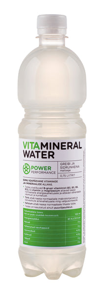 Vitamineral Water